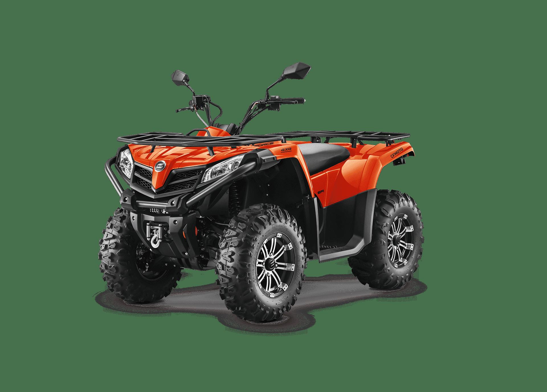 CFMOTO CFORCE 450S mönkijä ATV oranssi