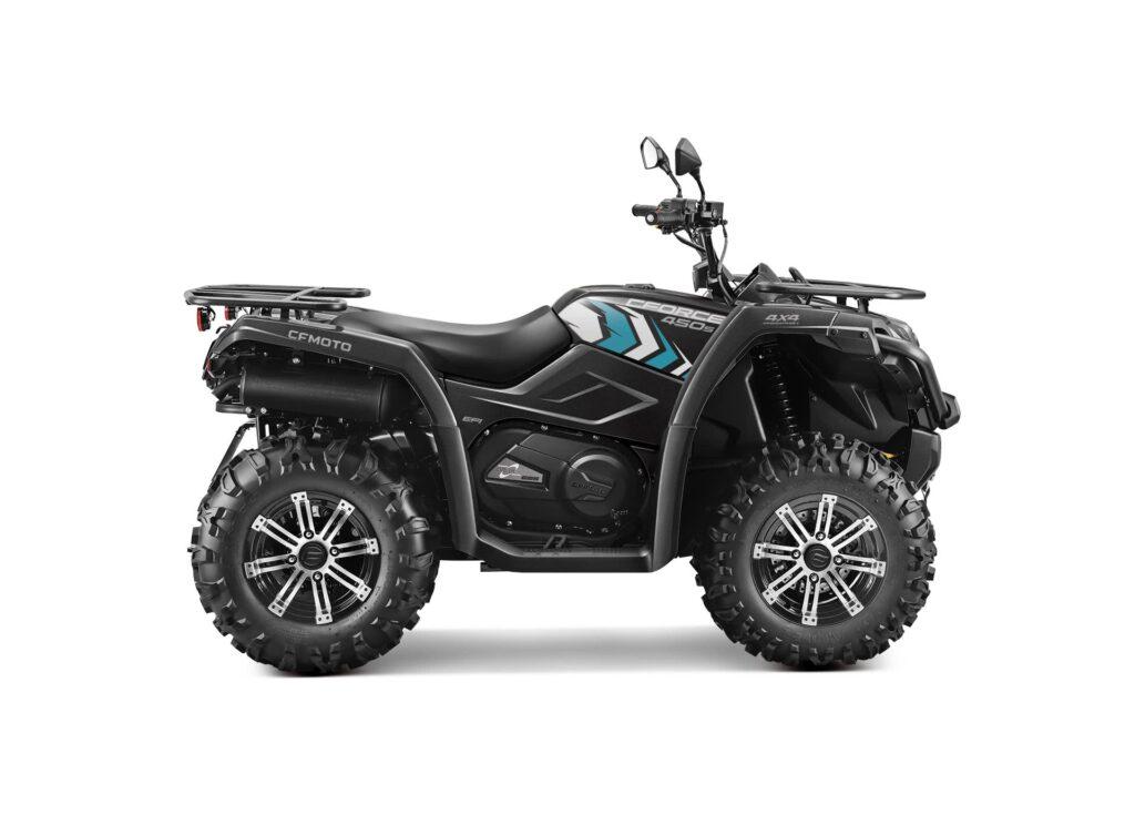 CFMOTO CFORCE 450S mönkijä ATV musta