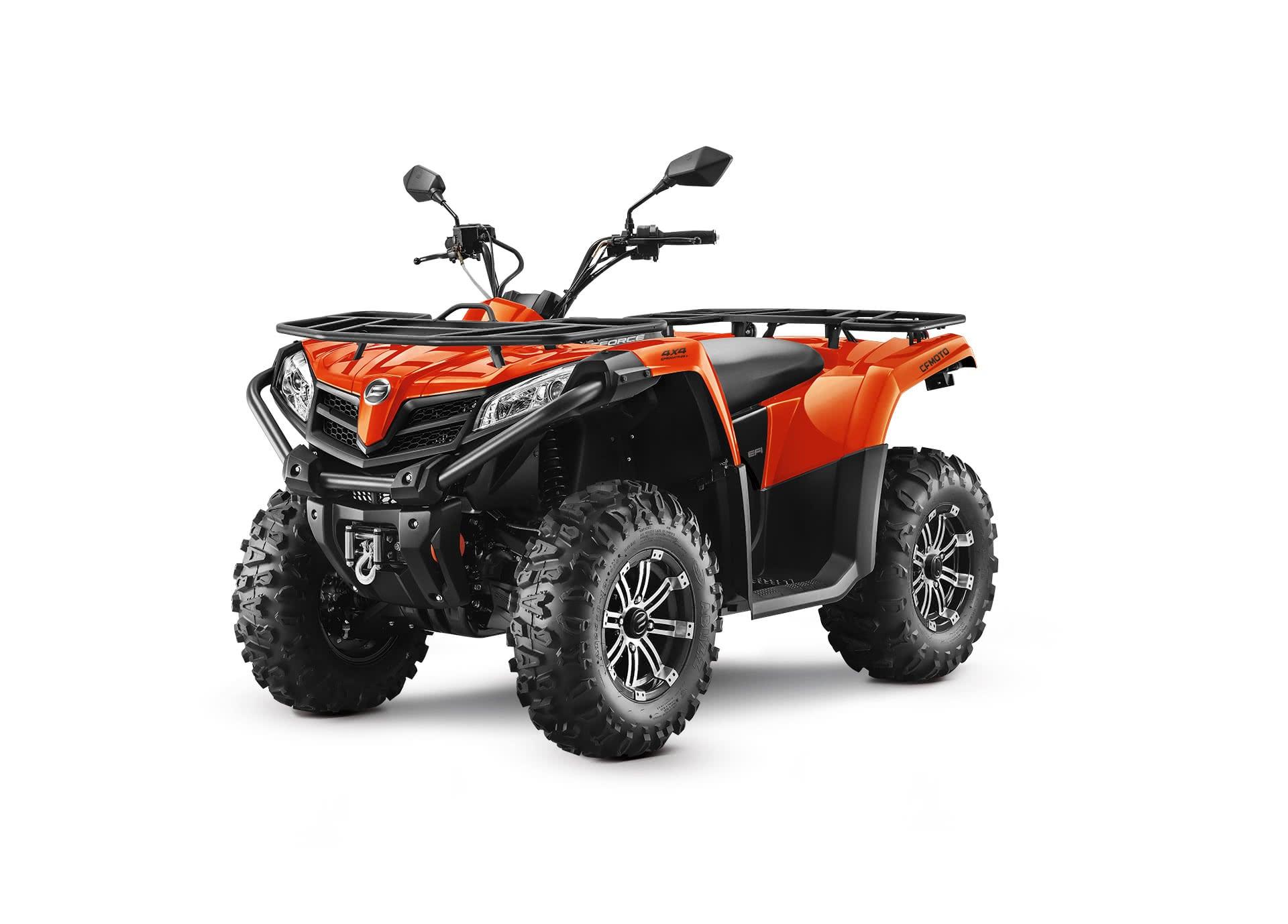 CFMOTO CFORCE 520S mönkijä ATV oranssi